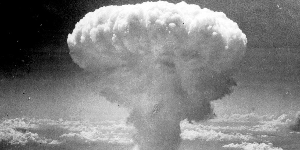 Esplosione della bomba atomica