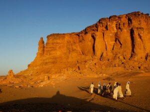 Il meraviglioso deserto