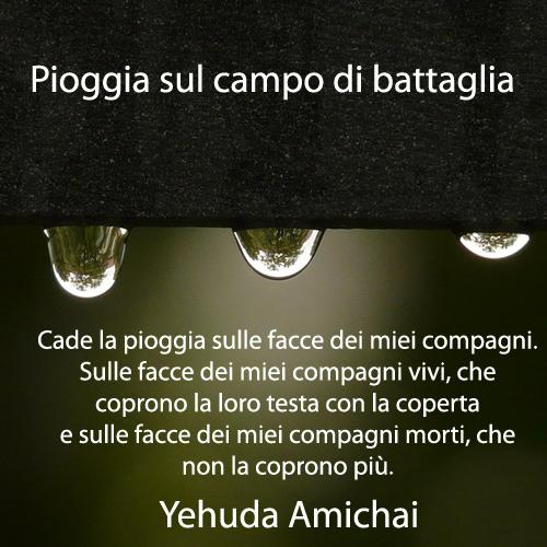 Poesia di Amichai
