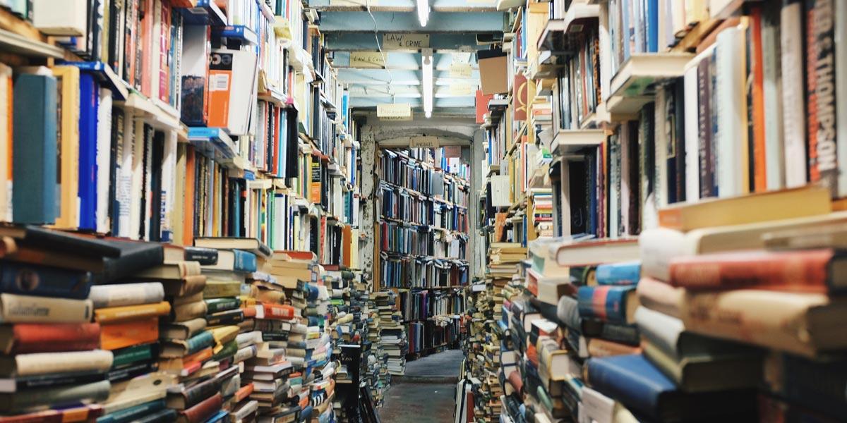 Sogno di una biblioteca