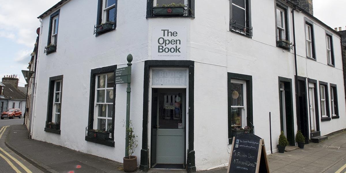 Vacanza in libreria in Scozia