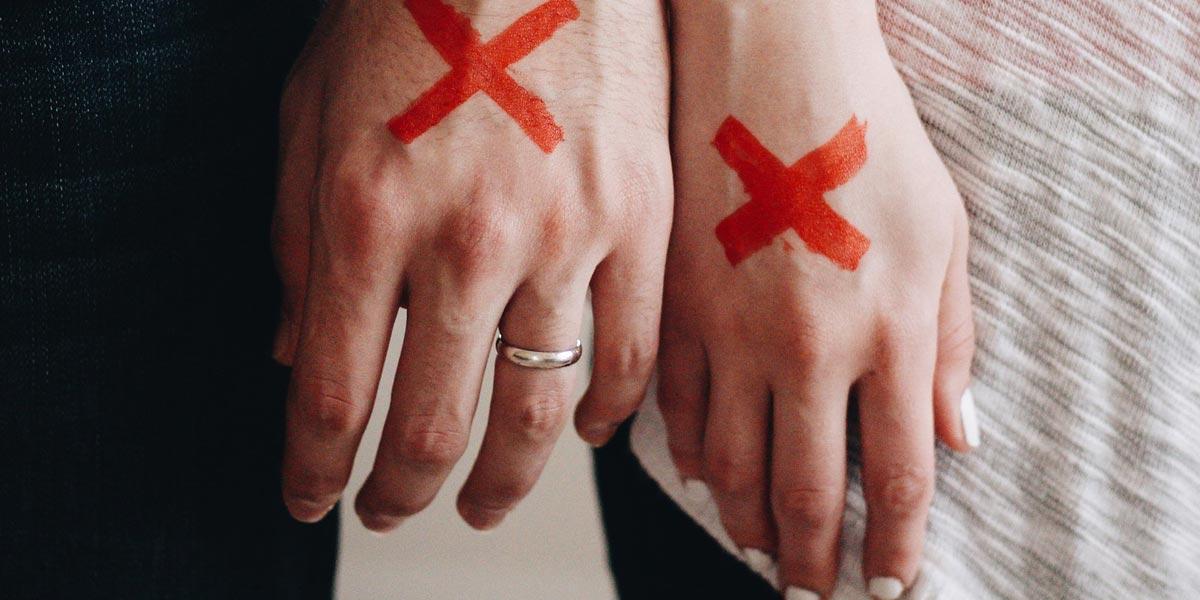 Errori da non fare nel divorzio