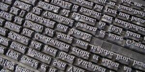 Il font più usato nei libri