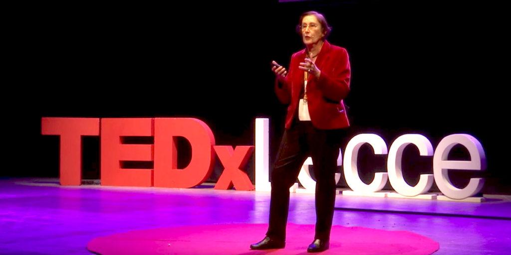 Lucia Votano a TEDxLecce