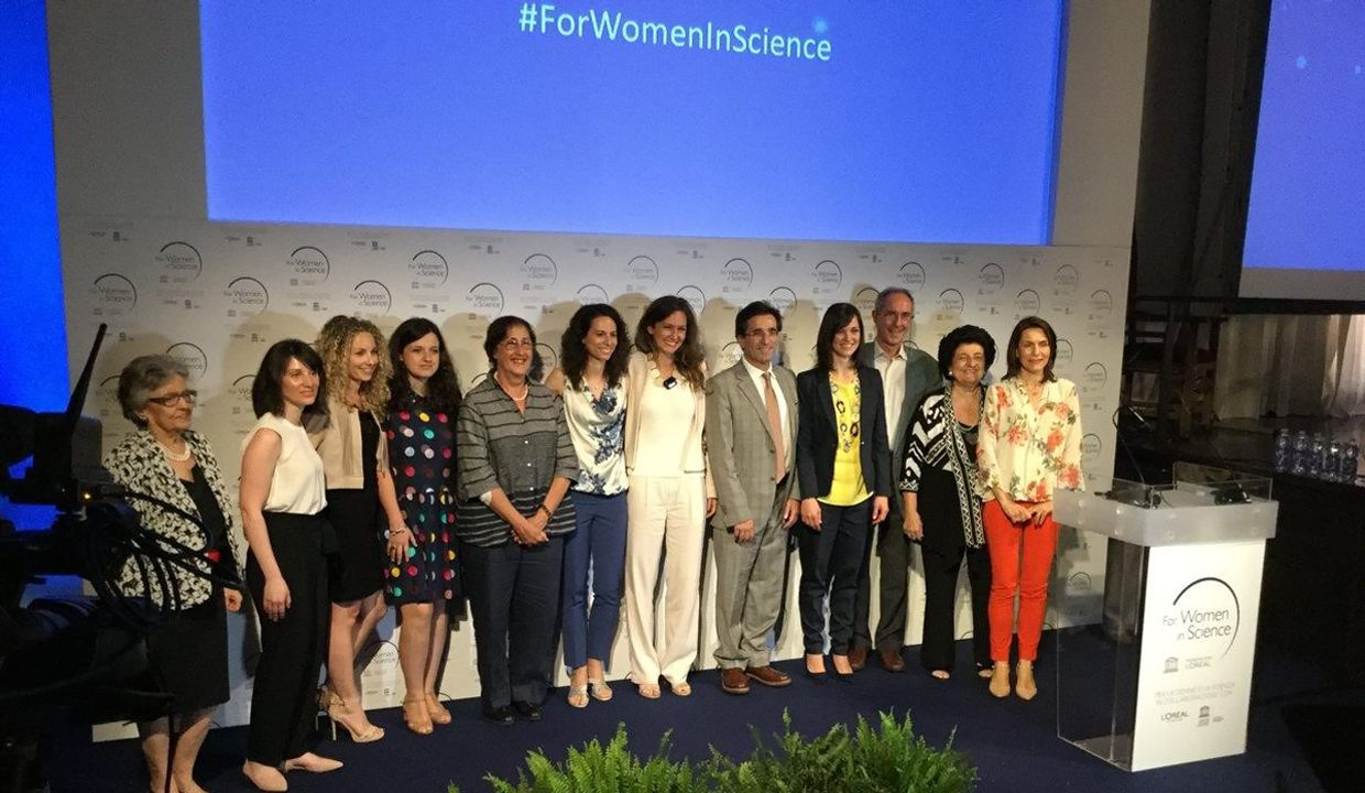 For Woman in Science